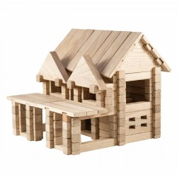Maison avec balcon (136...